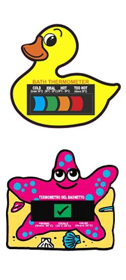 Termometri Bagnetto Bambini