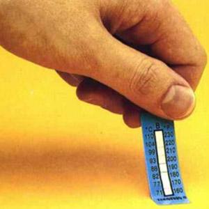 Termometri irreversibili Thermax