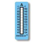 Termometri irreversibili Thermax 10 gradazioni