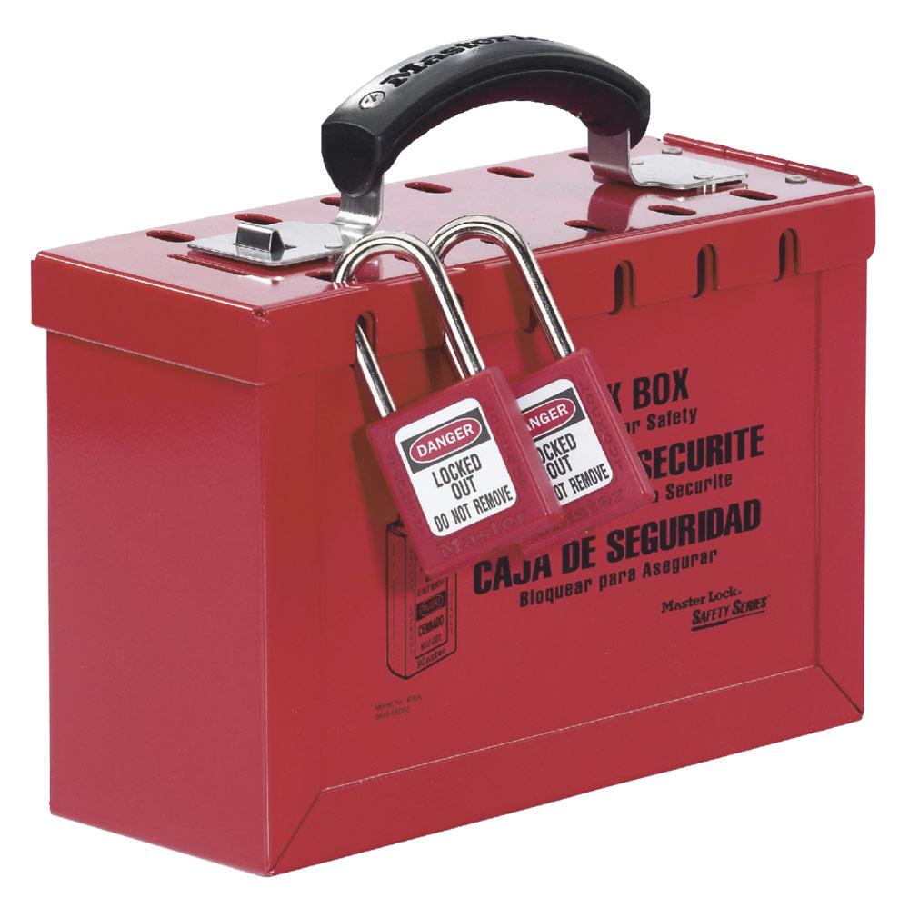 Cassetta porta chiavi per le operazioni su più turni o subappalto