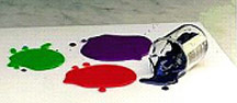 Inchiostri che cambiano di colore